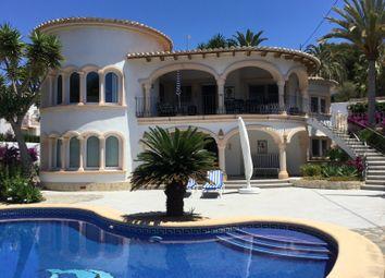 Thumbnail 5 bed villa for sale in Moraira, 03724, Spain