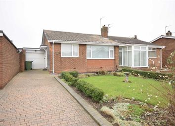 Thumbnail 2 bed semi-detached bungalow for sale in Glamis Court, South Shields