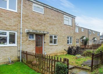 Thumbnail 3 bed terraced house for sale in Brixham Close, Stevenage