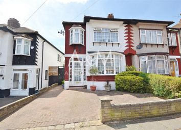 Thumbnail 3 bed semi-detached house for sale in Anne Way, Ilford