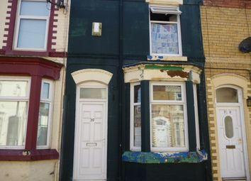 Thumbnail 2 bed terraced house to rent in Morden Street, Liverpool