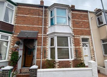 Thumbnail 2 bed terraced house for sale in Melbury Road, Weymouth