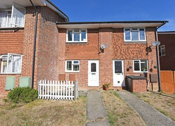 Thumbnail 2 bed terraced house for sale in St Georges Road, Aldershot, Hampshire
