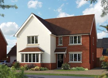 "Thumbnail 5 bed detached house for sale in ""The Arundel"" at Holden Close, Biddenham, Bedford"