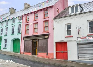 Thumbnail 4 bed terraced house for sale in Castle Street, Ballycastle, County Antrim