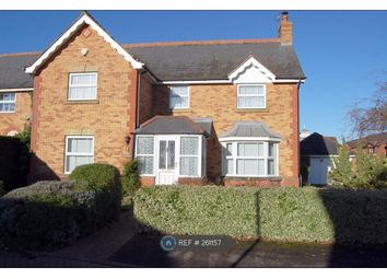 Thumbnail 4 bed detached house to rent in Crythan Walk, Cheltenham