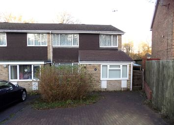 Thumbnail 3 bed end terrace house for sale in Dukeswood Drive, Dibden Purlieu