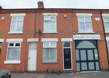 3 bed terraced house for sale in Harewood Street, Leicester LE5