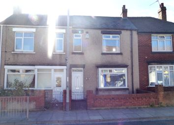 Thumbnail 3 bed terraced house for sale in Oxford Road, Hartlepool
