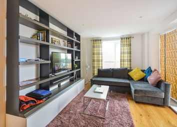 Thumbnail 1 bed flat for sale in Elstree Apartments, Silverworks Development, Grove Park, Colindale