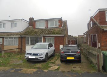 Thumbnail 4 bed semi-detached bungalow to rent in Albemarle Road, Keyingham