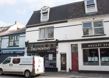 Thumbnail Retail premises for sale in Ebrington Street, Plymouth
