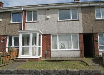 Thumbnail 3 bedroom terraced house to rent in Port Talbot Place, Ravenhill, Swansea