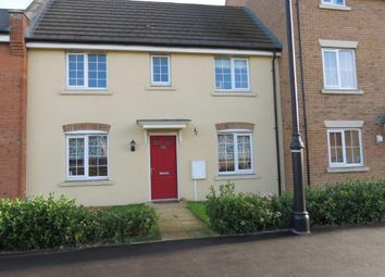 Thumbnail 3 bed town house to rent in The Gables, Bourne