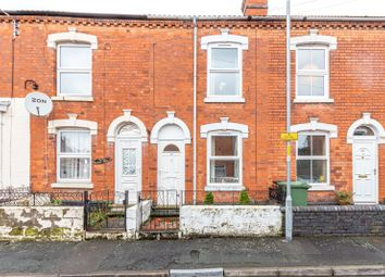 2 bed terraced house for sale in Lowell Street, Worcester, Worcestershire WR1