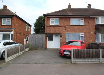 3 bed semi-detached house for sale in Lonsdale Road, Thurmaston, Leicester LE4