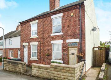 Thumbnail 2 bedroom semi-detached house for sale in Little Lane, Kimberley, Nottingham