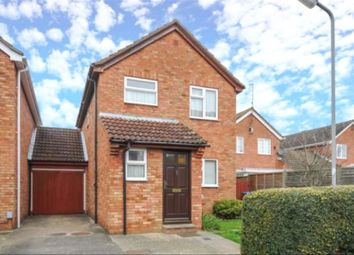 Thumbnail 3 bed link-detached house to rent in Hemingway Road, Aylesbury