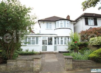 Thumbnail 3 bed detached house for sale in Tretawn Gardens, Mill Hill, London