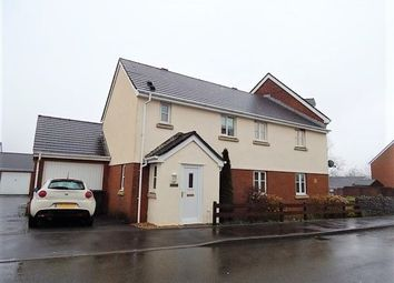 Thumbnail 3 bed end terrace house for sale in Lakeside Way, Nantyglo
