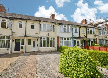 Thumbnail 3 bed terraced house to rent in Lake View, Holderness Road, Hull