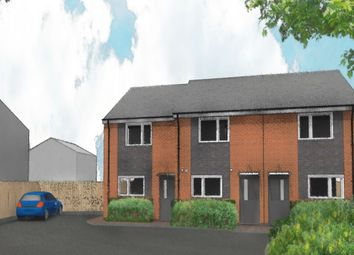Thumbnail 2 bed semi-detached house for sale in Ash Grove, Albrighton, Wolverhampton