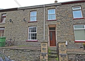 Thumbnail 3 bed terraced house for sale in Thompson Street, Ynysybwl, Pontypridd