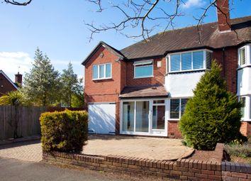 Thumbnail 4 bed semi-detached house for sale in Summervale Close, Hagley, Stourbridge