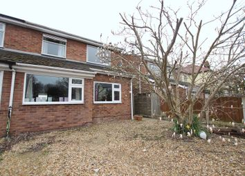 Thumbnail 3 bed semi-detached house for sale in Brookdale Avenue North, Greasby, Wirral