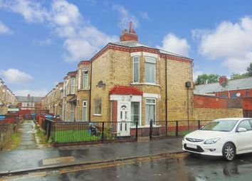 Thumbnail 2 bedroom end terrace house for sale in Gloucester Street, Hull, East Riding Of Yorkshire
