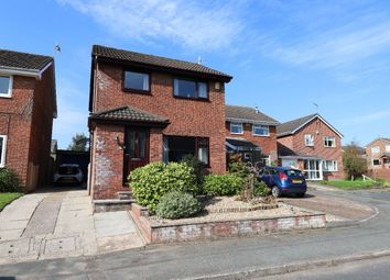 3 bed detached house for sale in Dunkenshaw Crescent, Scotforth, Lancaster LA1