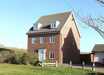 Thumbnail 5 bed detached house for sale in Anson Road, Upper Cambourne, Cambourne, Cambridge