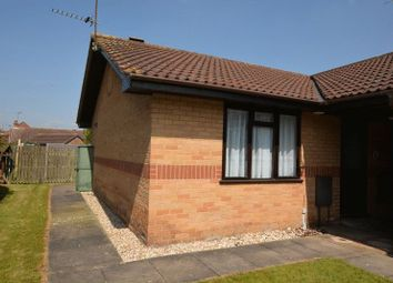 Thumbnail 1 bedroom bungalow for sale in St Mary's Court, Speedwell Crescent, Scunthorpe