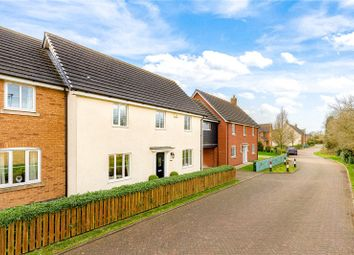 4 bed semi-detached house for sale in The Wyvern, Grafham, Huntingdon, Cambridgeshire PE28