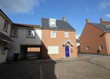 Thumbnail 4 bed property for sale in Britten Road, Swindon