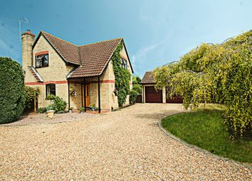 Thumbnail 4 bed detached house for sale in Newnham Lane, Burwell