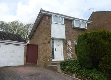 Thumbnail 4 bedroom property to rent in Tattershall, Toothill, Swindon