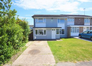 Thumbnail 3 bed semi-detached house for sale in Park Side, Billericay