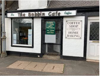 Thumbnail Commercial property for sale in Kilnholm Street, Newmilns