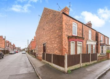 Thumbnail 2 bed semi-detached house for sale in Tunnel Road, Retford