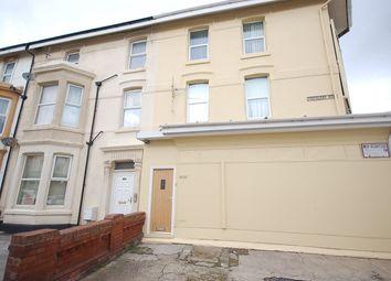 Thumbnail 1 bed flat to rent in Trafalgar Road, Blackpool