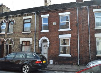Thumbnail 2 bed terraced house to rent in Brunswick Place, Hanley, Stoke-On-Trent