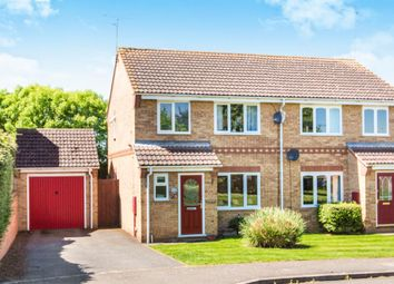 Thumbnail 3 bed property to rent in Andrews Way, Raunds, Wellingborough