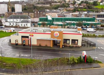 Thumbnail Commercial property for sale in Burger King, 3 Anderson Street, Port Glasgow, Inverclyde