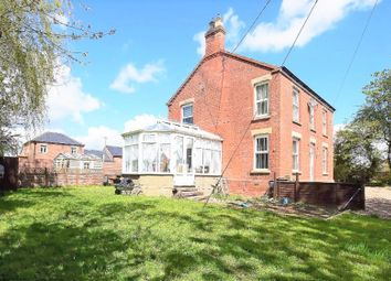 Thumbnail 4 bed detached house for sale in Columbia House, Main Road, Old Leake, Boston, Lincolnshire