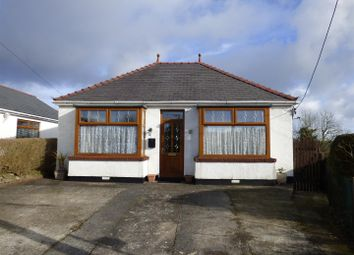 Thumbnail 2 bed bungalow for sale in Heol Hen, Five Roads, Llanelli
