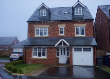 Thumbnail 5 bed detached house for sale in Ivy Bank Close, Sheffield