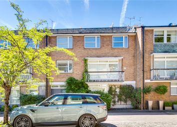 Thumbnail 4 bed terraced house to rent in Chester Close North, Regents Park, London