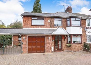 Thumbnail 4 bed semi-detached house for sale in Probert Road, Oxley, Wolverhampton
