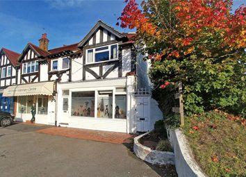 Thumbnail 2 bed maisonette for sale in High Street, Green Street Green, Kent